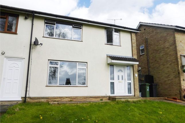 Thumbnail End terrace house for sale in Archway Gardens, Paganhill, Stroud, Gloucestershire