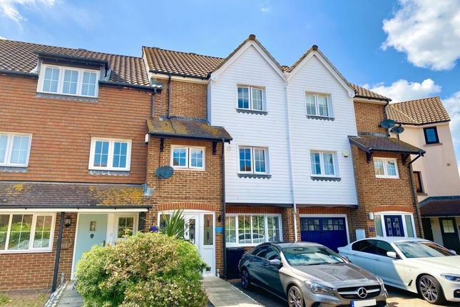 Thumbnail Terraced house for sale in Madeira Way, Eastbourne