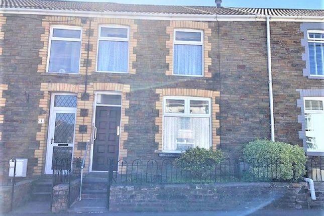Thumbnail Terraced house for sale in Morris Street, Maesteg, Bridgend.