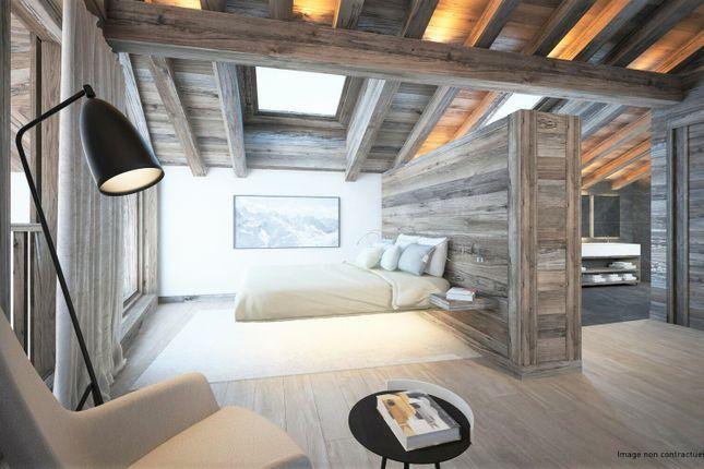Luxury Bedrooms of Saint Martin De Belleville, Savoie, France