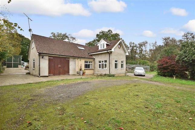 Thumbnail Detached house for sale in Woodcock Hill, Felbridge, West Sussex