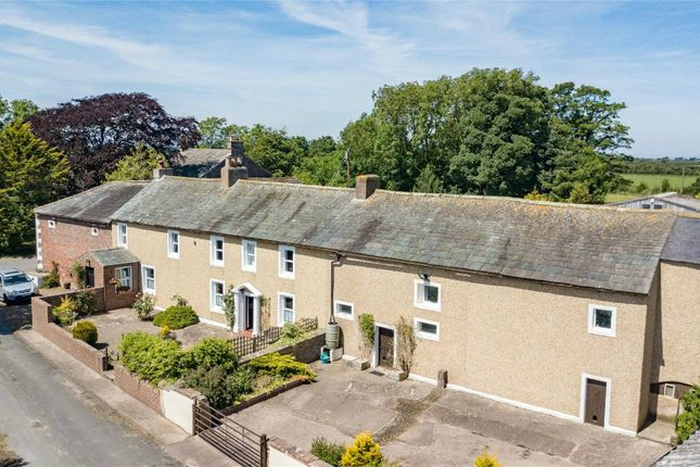 Thumbnail Detached house for sale in Brownrigg Farm, Silloth, Wigton, Cumbria