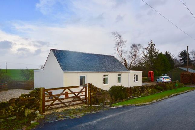 Thumbnail Detached bungalow for sale in Crosshill, Maybole