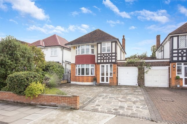 Thumbnail Detached house for sale in Upwood Road, Lee, London