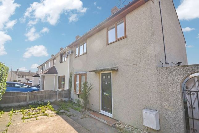 3 bed terraced house to rent in Abbotts Drive, Corringham, Stanford-Le-Hope SS17