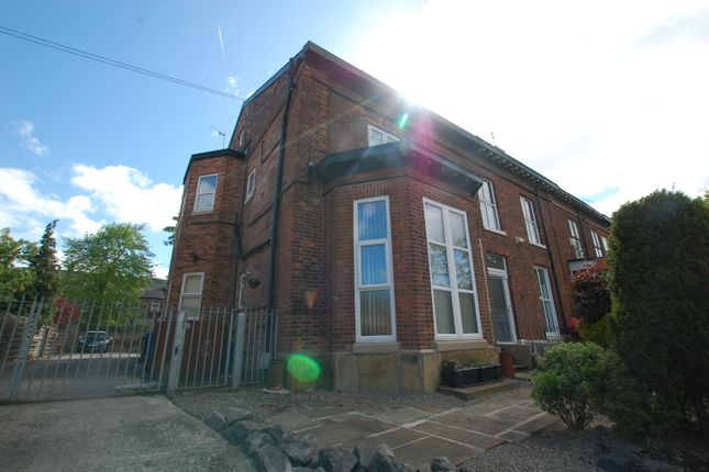 Thumbnail Flat to rent in Park Road, Salford
