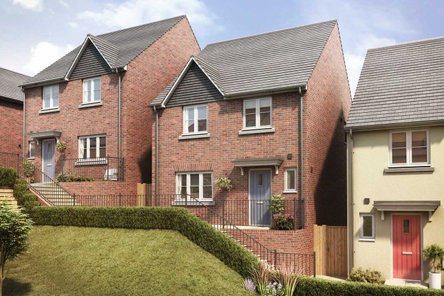 """Thumbnail Detached house for sale in """"The Mylne"""" at Gipsy Hill Lane, Exeter"""