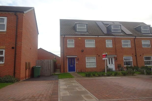 Thumbnail Property to rent in Yorkshire Grove, Walsall