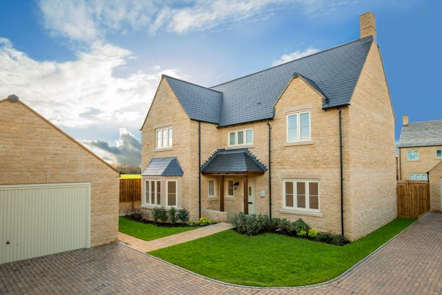 Thumbnail Detached house for sale in 42 The Balmoral Station Road, Lechlade