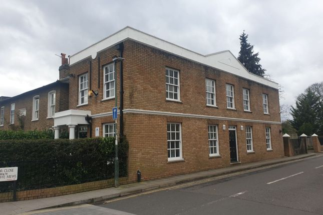 Thumbnail Office for sale in 159A High Street, Hampton Hill, Hampton, Middlesex