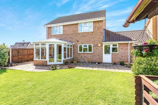 Garden of Lauras Close, Great Staughton, St. Neots, Cambridgeshire PE19
