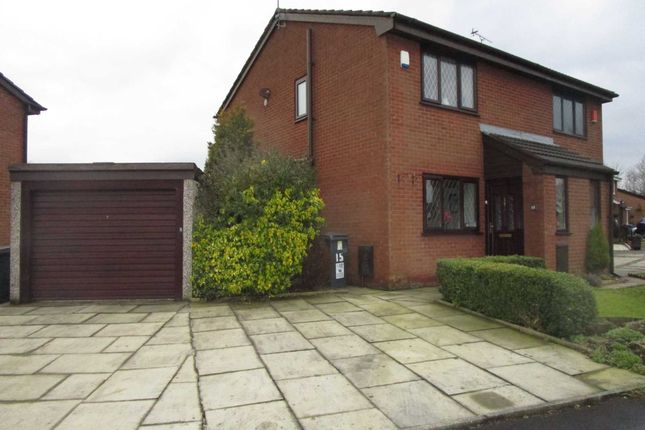 2 Bed Semi Detached House For Sale In James Road Shaw Oldham