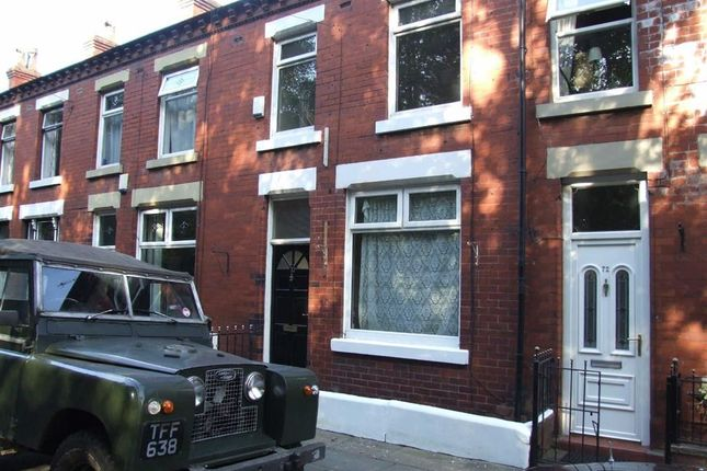 Thumbnail Terraced house to rent in Park Road, Dukinfield