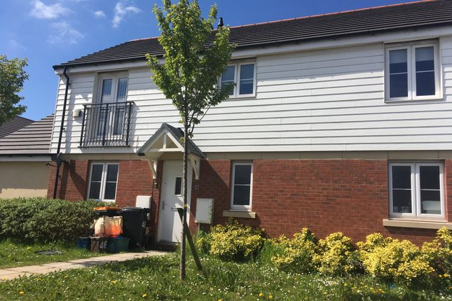 Thumbnail Flat to rent in Bessemer Drive, Newport, Gwent