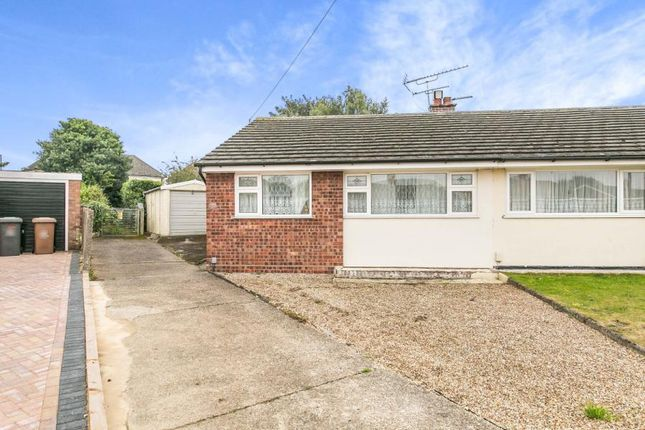 2 bed bungalow for sale in Ballater Close, Ipswich IP1