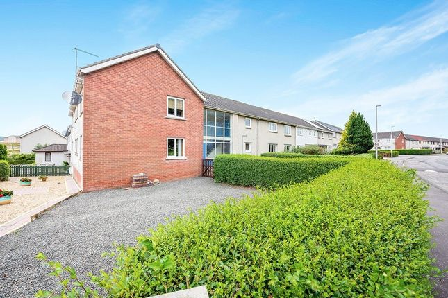 Thumbnail Flat for sale in Forker Avenue, Rosyth, Dunfermline, Fife
