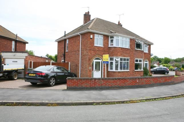 External of Armson Avenue, Kirby Muxloe, Leicester, Leicestershire LE9