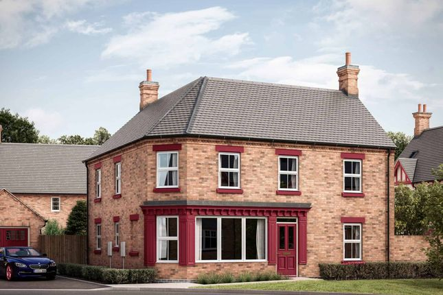 """Thumbnail Detached house for sale in """"The Carlton"""" at The Long Shoot, Nuneaton"""