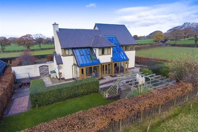 Thumbnail Detached house for sale in Criggion Lane, Trewern, Welshpool