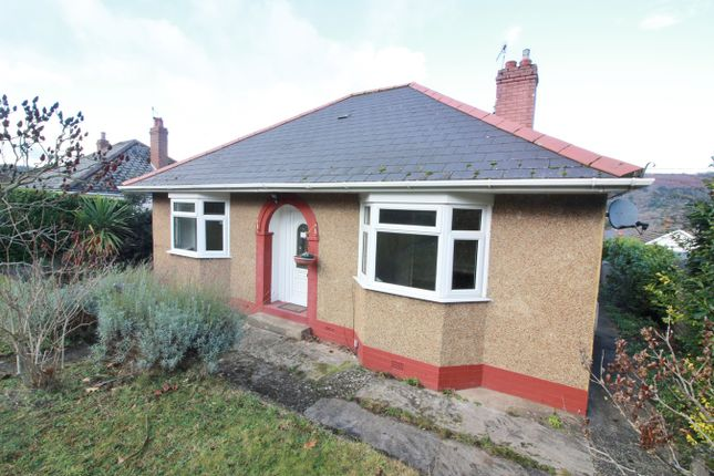 Thumbnail Detached bungalow for sale in Abergavenny Road, Gilwern, Abergavenny