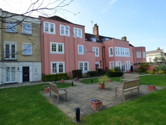 Thumbnail Flat for sale in East Hill, Colchester, Essex