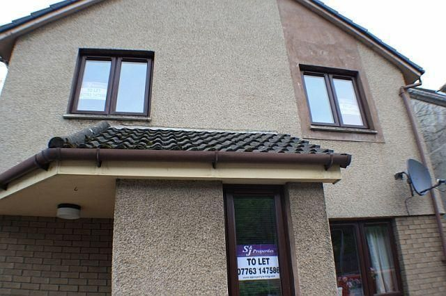 Thumbnail Flat to rent in Riverside Road, Kirkfieldbank, Lanark