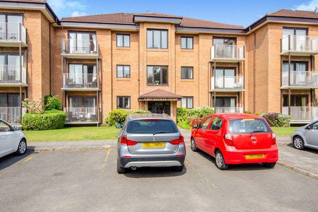 Thumbnail Flat for sale in Braidpark Drive, Giffnock, Glasgow