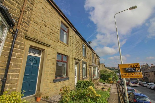 Thumbnail Terraced house to rent in Bury Road, Ramsbottom