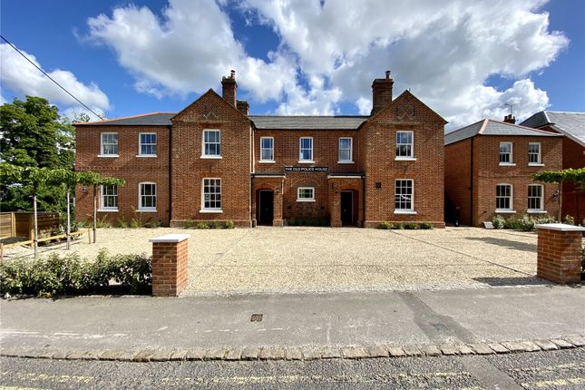 Thumbnail Flat for sale in The Old Police Station, Park Street, Hungerford, Berkshire