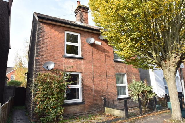 Thumbnail Semi-detached house for sale in Northcote Road, Tonbridge