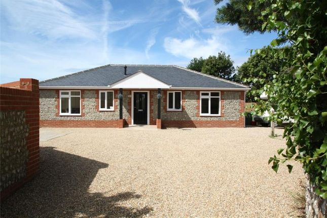 Thumbnail Detached bungalow for sale in Sea Lane, South Ferring, West Sussex