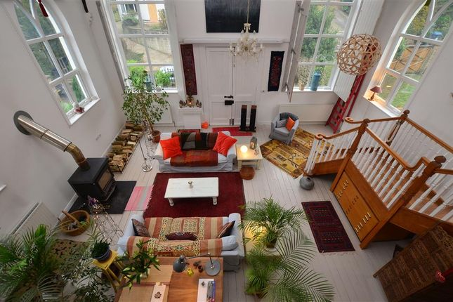 Thumbnail Detached house for sale in Church Hill, Shepherdwell, Kent