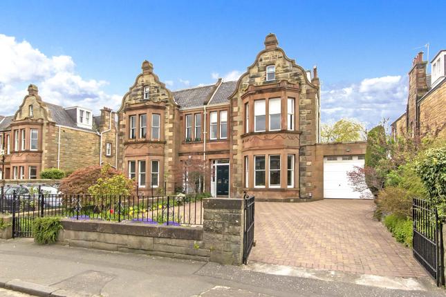 Thumbnail Semi-detached house for sale in 104 Polwarth Terrace, Polwarth, Edinburgh, 1N