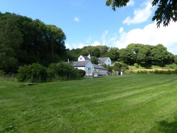 Thumbnail Detached house for sale in Paradwys, Sir Ynys Mon, Anglesey