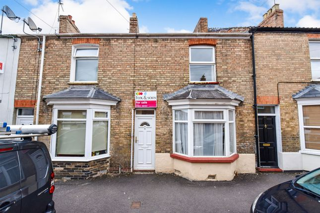 Thumbnail Terraced house for sale in Eastbourne Road, Taunton