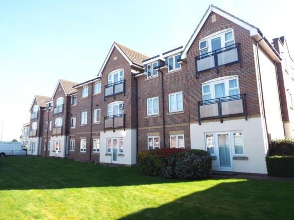 Thumbnail Flat for sale in Pemberton Court, 101 Southbury Road, Enfield