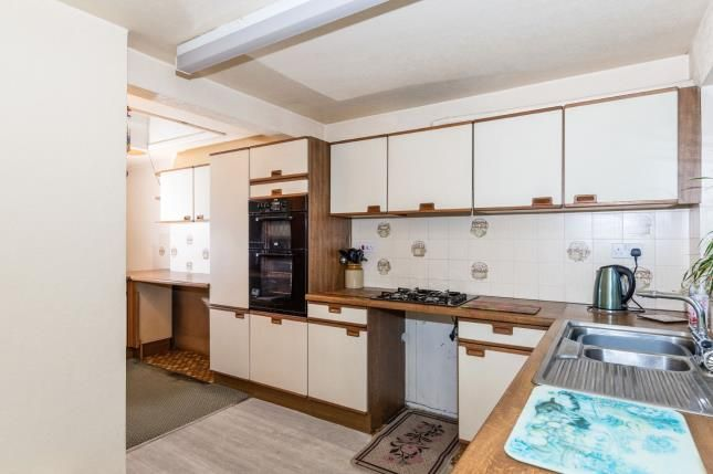 Kitchen of Wilmslow Crescent, Thelwall, Warrington, Cheshire WA4