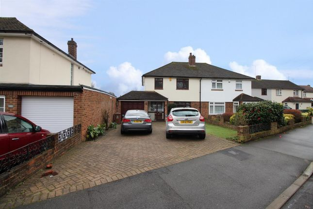 Thumbnail Semi-detached house for sale in Hurst Road, Bexley
