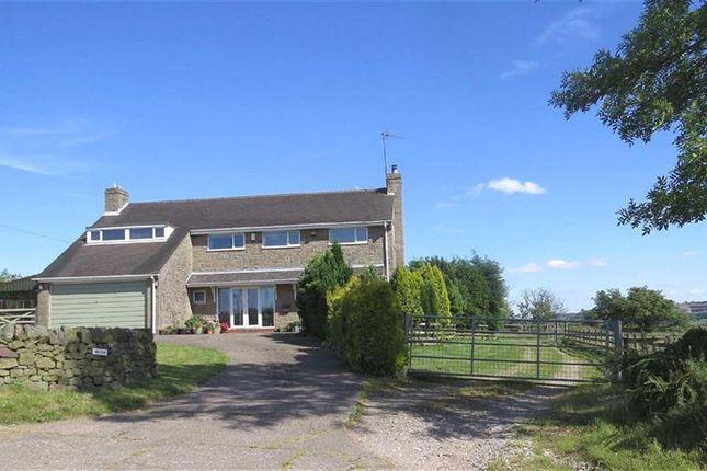 Thumbnail Farm for sale in Bromley Edge Lane, Winkhill Nr Leek, Staffordshire