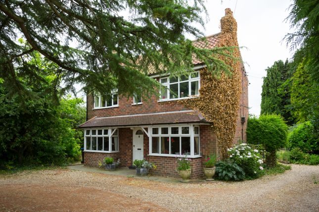 Thumbnail Detached house for sale in Easingwold Road, Huby, York