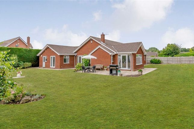 Thumbnail Detached house for sale in Barns Croft, Little Aston, Sutton Coldfield