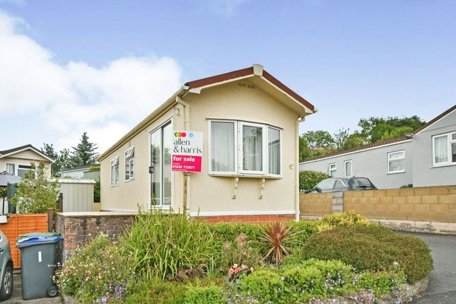 Thumbnail Mobile/park home for sale in Lycetts Orchard, Box, Corsham