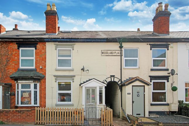 2 bed terraced house for sale in Evesham Road, Crabbs Cross, Redditch B97