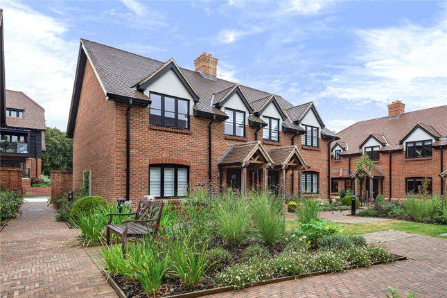 Thumbnail Terraced house for sale in The Walled Garden, Stanbridge Lane, Awbridge, Romsey
