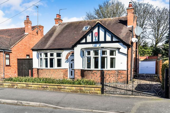 Thumbnail Bungalow for sale in Trowels Lane, Derby