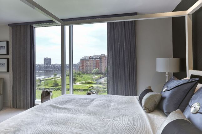 Thumbnail Flat for sale in Penthouse, Banyan House, Imperial Wharf