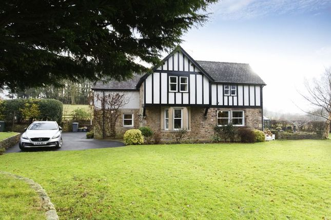 Thumbnail Detached house for sale in Bailrigg Lane, Bailrigg, Lancaster