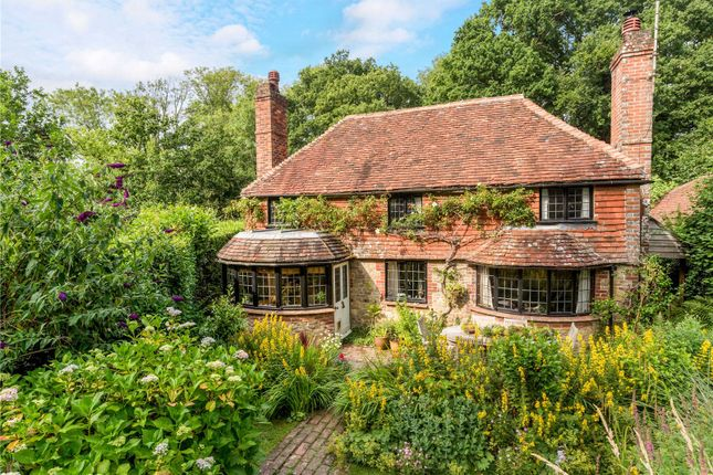 Thumbnail Detached house for sale in Ropes Lane, Fernhurst, Haslemere, Surrey