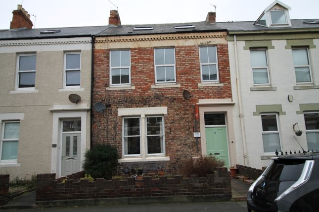 Thumbnail Maisonette for sale in Prudhoe Terrace, Tynemouth, North Shields