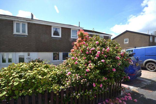 Thumbnail Terraced house to rent in Chapel Close, St Anns Chapel, Gunnislake, Cornwall